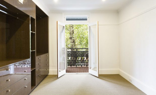 willoughby architects surry hills project balcony