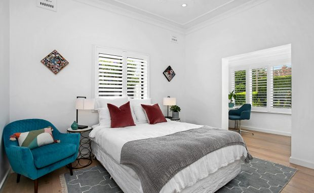 willoughby architects high street project guest room