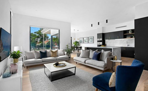 willoughby architects high street project living