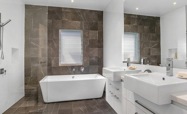 willoughby architects howell avenue project master bathroom